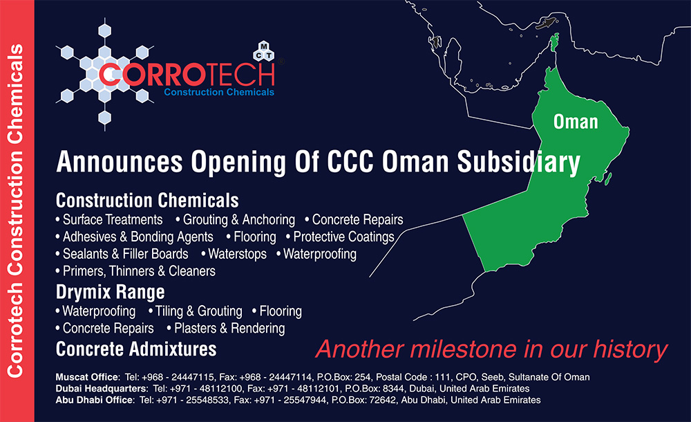MCT Announces Opening of CCC Oman Subsidiary