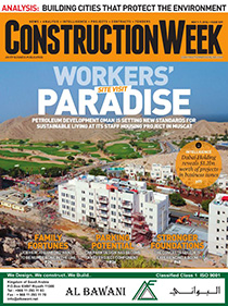 CCC in The Construction Week